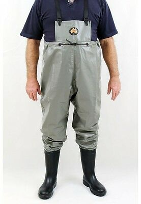 Horne Chest Waders Size 8