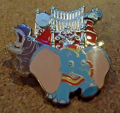 Disney Dumbo Dream Parade Collector Pin / Come See