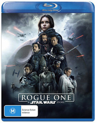 Rogue One: A Star Wars Story (Blu-Ray) Brand New