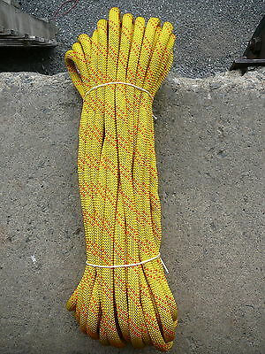 "Sterling Static Line Low Stretch Rope Climbing, Rappel, Tag Line 1/2"" x 75'"