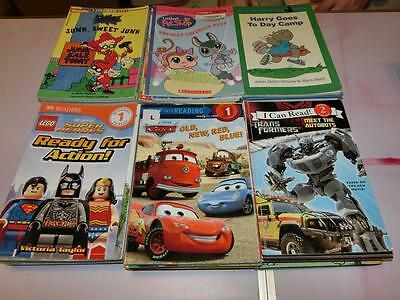 Lot 75 Books Early Readers 1st - 3rd Grade Level 1 2 3 4 Chapter Books Summer