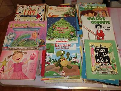 Huge Lot 80 K 1st  2nd 3rd  Grade AR Picture Books TEACHER LIBRARY
