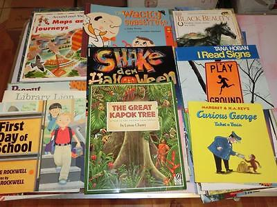 Huge Lot 84 K 1st  2nd 3rd  Grade AR Picture Books TEACHER LIBRARY
