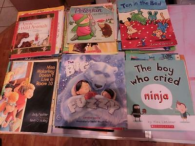 Huge Lot 82 K 1st  2nd 3rd  Grade AR Picture Books TEACHER LIBRARY