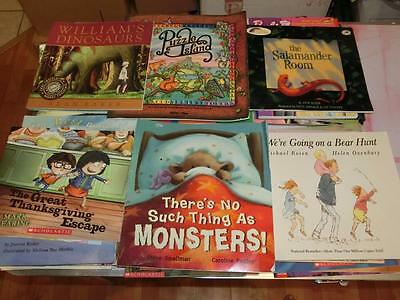 Huge Lot 75 K 1st  2nd 3rd  Grade AR Picture Books TEACHER LIBRARY