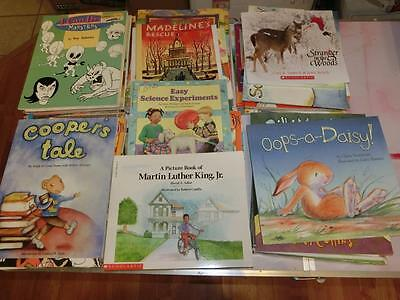 Huge Lot 79 K 1st  2nd 3rd  Grade AR Picture Books TEACHER LIBRARY