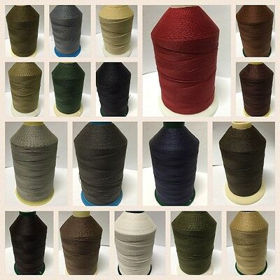 Polyester Glace Thread - Corespun - various colours-upholstery,luggage,footwear