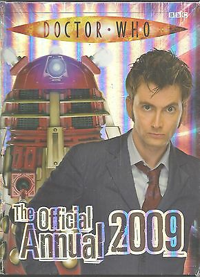 Doctor Who The Official Annual 2009