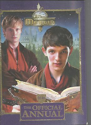 The Adventures of Merlin The Official Annual 2010