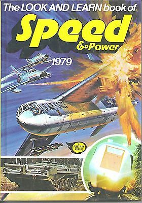 The Look and Learn Book of Speed & Power Annual 1979