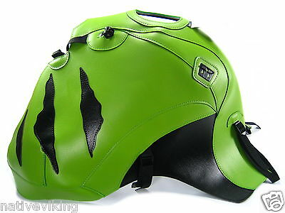 Bagster TANK COVER Triumph TIGER 955i 2001 apple green PROTECTOR in STOCK 1392E