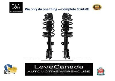 2005-2010 Toyota Sienna(2) Front Quick Complete Struts  ONLY  7 PASSAGES FWD