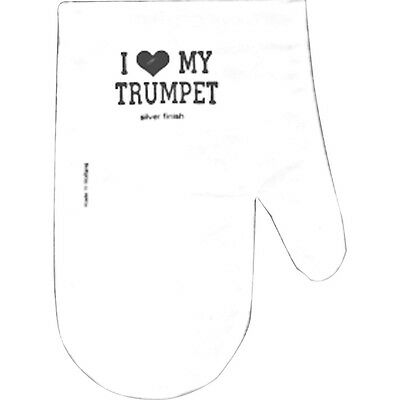 Standard Polishing Mitt for Trumpet For Lacquer