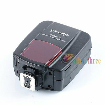YongNuo YN560-TXC YN-560III YN560IV Flash Trigger Controller For Canon Camera