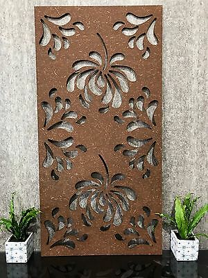 SALE! Kangaroo Paw 1200mm x 600mm Decorative Screens - Garden Screen - Wall Art
