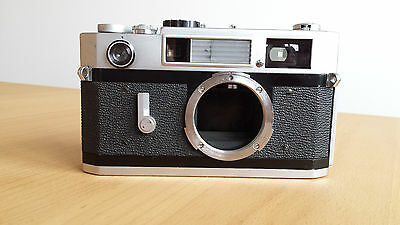 CANON 7S 35mm Rangefinder body only