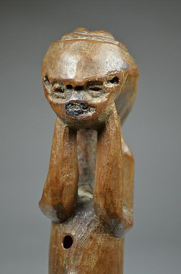 Fine and Rare Hungaan Figure from Congo