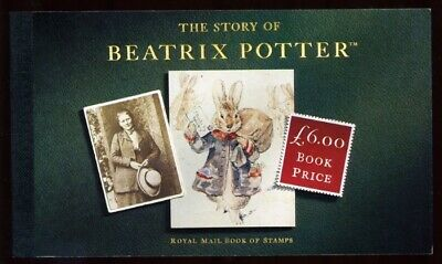 Gb Beatrix Potter Booklet