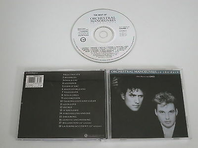 Orchestral Manoeuvres in the dark / Omd / Best of (Virgin CDOMD1) CD Album
