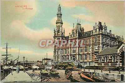 CPA Anvers Musee  le Pilotage