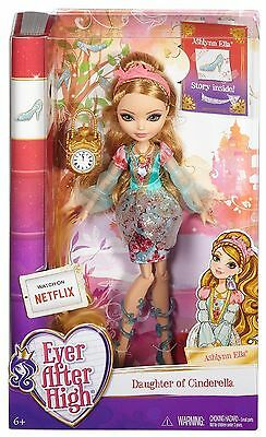 Ever After High Dolls - First Chapter - Royal Ashlynn Ella - CJT36 - New