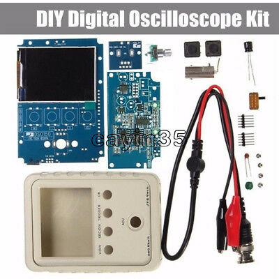 Orignal Tech DS0150 15001K DSO-SHELL (DSO150) Digital Oscilloscope With Case UK
