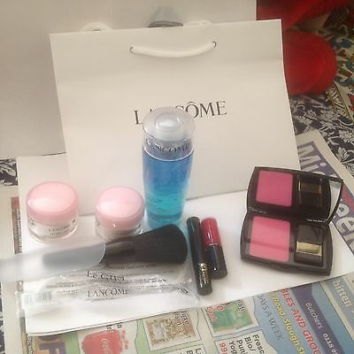 Lancome Hydrazen Gift Set/HOLIDAYS/BIRTHDAY/Party/7-Item/New/Ideal Gift/Cheapest