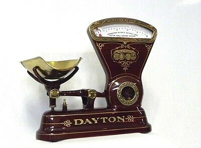 Antique Dayton Candy Scale