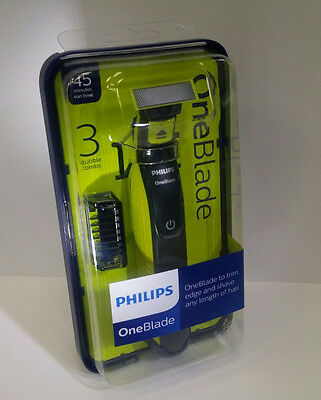 Philips OneBlade Trim Edge Shave - QP2520/25