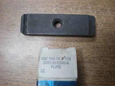 Nos 1973 - 1979 Ford F100 F250 Pickup Box Top Rail Support Plate