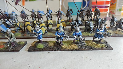 28mm ejercito medieval army Impetus Game of thrones