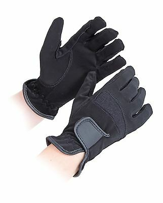 Bicton Lightweight Competition Gloves Horse Riding Clothing Accessories Hands