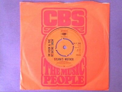 "Dr Hook & The Medicine Show - Sylvia's Mother (7"" single) CBS S 7929"