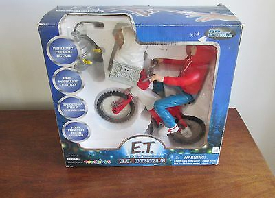 E.T. The Extra Terrestrial Radio Control R/C Bicycle Toys R Us Exclusive 2001
