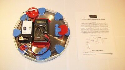Fiber optic gyroscope kit - fully assembled and tested