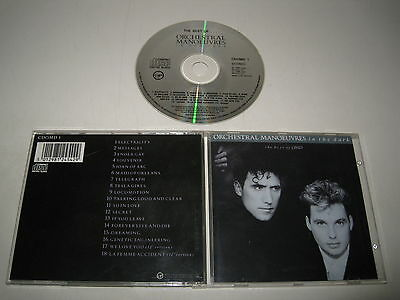 Orchestral Manoeuvres / in the dark the Best of Omd ( Virgin/CDOMD1) CD Album