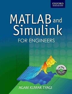 MATLAB and Simulink for Engineers - NEW - 9780198072447 by Tyagi, Agam Kumar