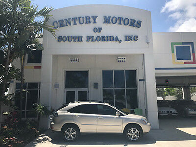 2006 Lexus RX Base Sport Utility 4-Door LOW MILES AWD HYBRID 1 OWNER NO ACCIDENTS CPO WARRANTY