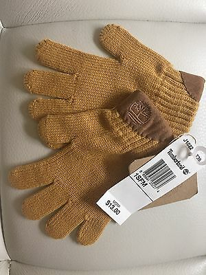 NWT Timberland Toddler Gloves Mittens
