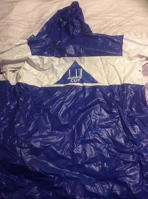 Golf Dunhill Cup Scoreboard Coat 1980s