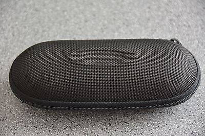 Oakley Soft Vault Sunglasses Case Black Zippered Small Fits Fives Eyeglasses EUC