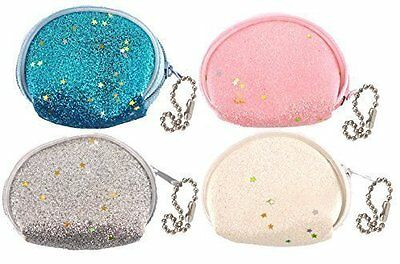 Mini Glitter Purse Ideal for Gifts and Party Bag Filler
