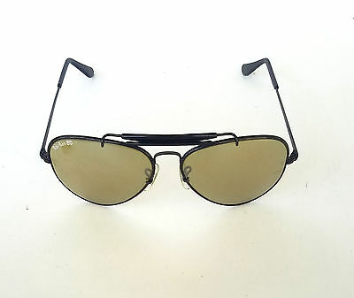 Vintage 50th Anniversary Ray Ban Sunglasses - Aviator Style w/case Excellent!