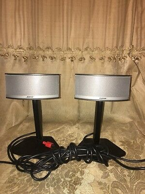 Bose Companion 5 Series Multimedia 2.1ch Stereo Speaker Only Pls Read