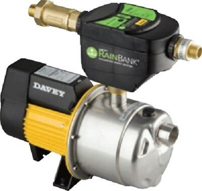 Davey HS60-08T Home Pressure System with Torrium 2 Controller
