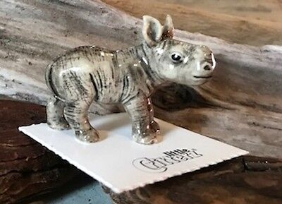 "LC889 White Rhino Calf ""Courage"" (Buy 5 get 6th free)"