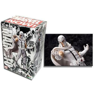 MARVEL X-Men White Magneto Limited Edition Statue ARTFX+ Kotobukiya