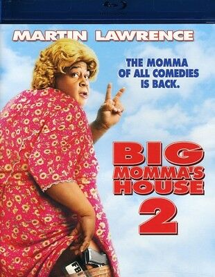 Big Momma's House 2 [New Blu-ray] Ac-3/Dolby Digital, Dolby, Digital Theater S