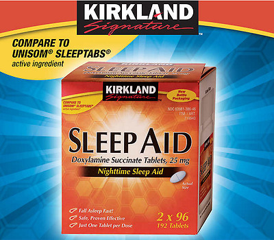 Kirkland Sleep Aid Free Shipping