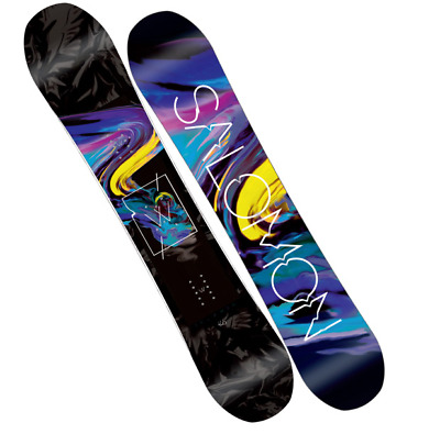 Salomon Wonder Womens 2017 Snowboard Board Snow Free Delivery Australia